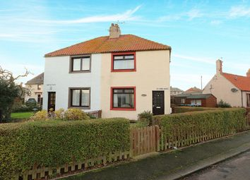 Thumbnail 2 bed semi-detached house for sale in St Ebba Road, Eyemouth
