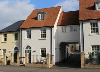 Thumbnail 3 bed town house for sale in Goodmans Court, Jacklyns Lane, Alresford