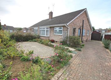 Thumbnail 2 bed semi-detached bungalow for sale in Durham Drive, South Wigston, Leicester
