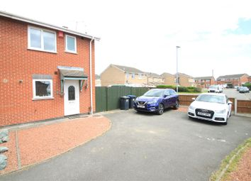 Thumbnail 2 bed semi-detached house for sale in Coldstream Close, Hinckley