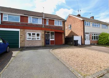 Thumbnail 4 bed semi-detached house for sale in Fieldcourt Road, Groby