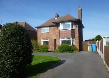 Thumbnail 3 bed detached house for sale in Sturton Road, North Leverton, Retford