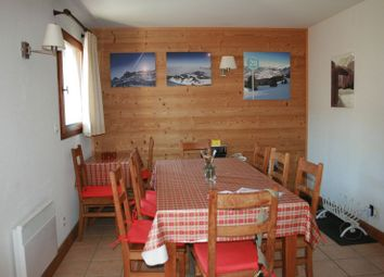 Thumbnail 4 bed apartment for sale in Morillon, Haute-Savoie