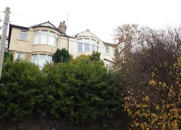 Thumbnail 2 bed semi-detached house for sale in Burnley Road, Halifax, West Yorkshire