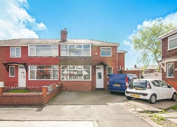 Thumbnail 4 bed semi-detached house for sale in Sheringham Drive, Swinton, Manchester