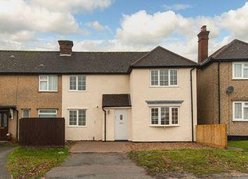 Thumbnail 3 bed semi-detached house for sale in Bedmond Road, Hemel Hempstead