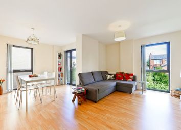 Thumbnail 1 bed flat to rent in Newman Close, London