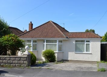 Thumbnail 2 bed detached bungalow for sale in Hill Road, Worle, Weston-Super-Mare