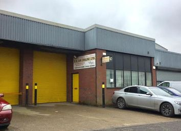 Thumbnail Light industrial for sale in Units 9 And 10, Wycombe Industrial Mall, West End Street, High Wycombe, Bucks