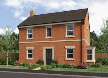 "Thumbnail 3 bed detached house for sale in ""Darwin Da"" at King Street, Drighlington, Bradford"