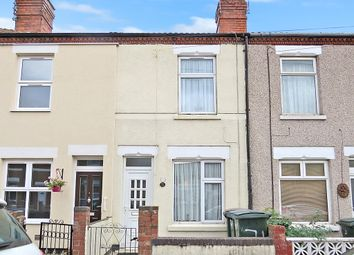 Thumbnail 2 bedroom terraced house for sale in Aldbourne Road, Coventry