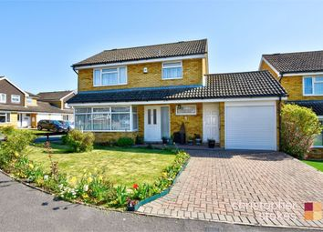 Thumbnail 4 bed detached house for sale in Tennand Close, Cheshunt, West Cheshunt, Hertfordshire