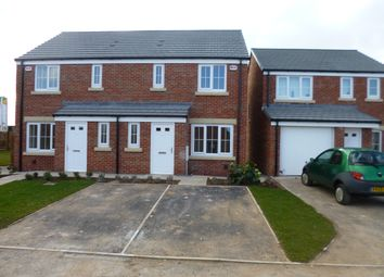 Thumbnail 3 bedroom semi-detached house to rent in Harvest Avenue, Thurcroft