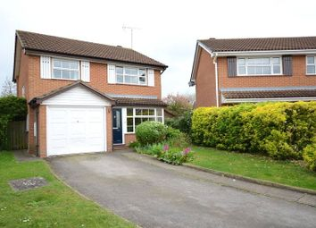 Thumbnail 3 bed detached house for sale in Mitchell Way, Woodley, Reading