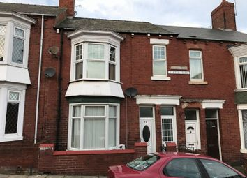 Thumbnail 2 bed flat for sale in Clifton Terrace, South Shields