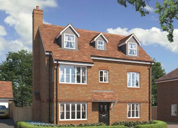 Thumbnail 5 bedroom detached house for sale in Maple Fields, Gilbert White Way, Alton, Hampshire