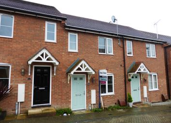 Thumbnail 2 bed terraced house for sale in Alabaster Avenue, Houghton Regis, Dunstable