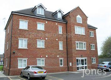 Thumbnail 2 bed flat to rent in Wellington Walk, Stockton On Tees