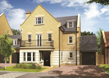"Thumbnail 5 bed property for sale in ""The Thompson"" at The Avenue, Sunbury-On-Thames"