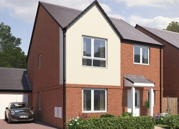 Thumbnail 4 bedroom link-detached house for sale in The Hareford, Doulton Road, Rowley Regis