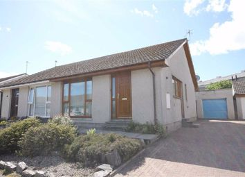 Thumbnail 2 bed semi-detached bungalow for sale in Ashfield Drive, Elgin
