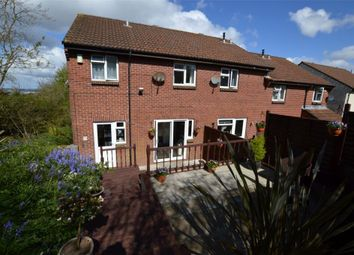 Thumbnail 3 bedroom end terrace house for sale in Kitter Drive, Plymouth, Devon