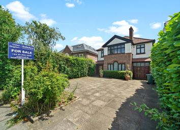 Thumbnail 4 bed property for sale in Oakleigh Avenue, East Barnet, London