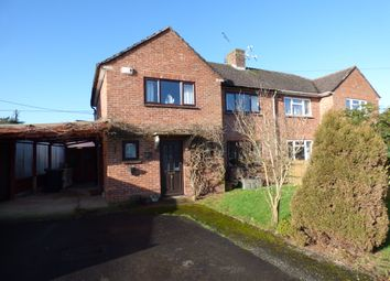 Thumbnail 3 bed semi-detached house for sale in Coronation Road, Gillingham