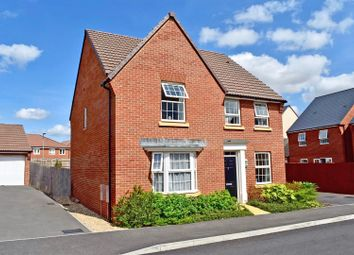 Thumbnail 4 bed detached house for sale in Port Stanley Close, Norton Fitzwarren, Taunton