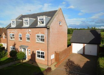 Thumbnail 6 bed detached house for sale in Kendal Way, Wychwood Park, Chorlton
