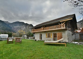 Thumbnail 5 bed chalet for sale in Petit Bornand, Rhône-Alpes, France