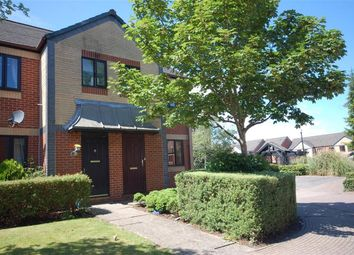 Thumbnail 2 bed end terrace house to rent in Crates Close, Kingswood, Bristol