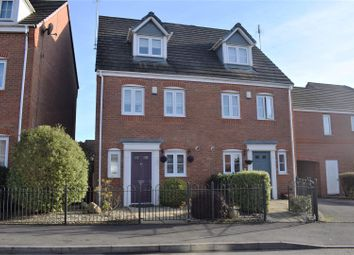 Thumbnail 3 bed semi-detached house for sale in Carnation Way, Bermuda Park, Nuneaton