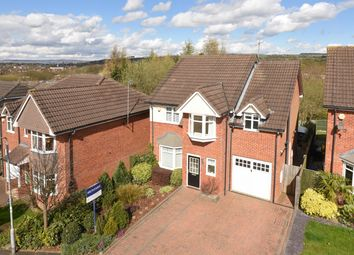 Thumbnail 4 bed detached house for sale in Crofters Lea, Yeadon, Leeds