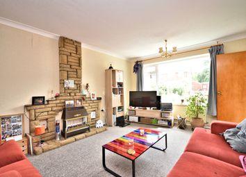 Thumbnail 2 bedroom semi-detached bungalow for sale in Goose Green Road, Snettisham, King's Lynn