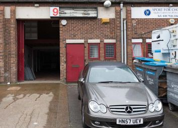 Thumbnail Industrial to let in Unit 9, Heliport Industrial Estate, Heliport Industrial Estate, Battersea
