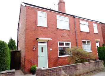 Thumbnail 3 bed semi-detached house for sale in Peter Street, Macclesfield