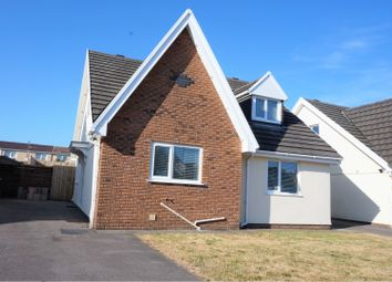 Thumbnail 4 bedroom detached house for sale in Pentre Bach, Gendros
