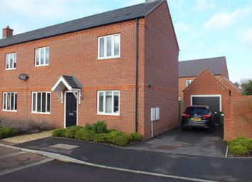 3 bed semi-detached house for sale in Whinfell Close, Eaton Socon, St. Neots, Cambridgeshire PE19