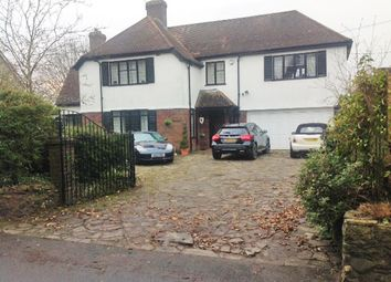 Thumbnail 4 bedroom detached house for sale in Began Road, Cardiff
