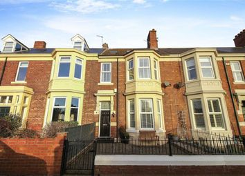 Thumbnail 5 bed terraced house for sale in Cleveland Road, North Shields, Tyne And Wear