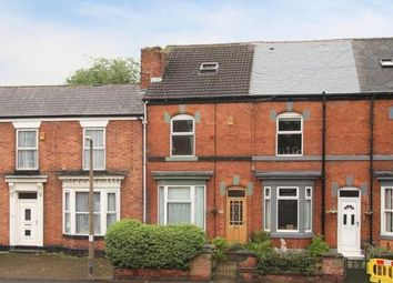 Thumbnail 4 bed terraced house for sale in Albert Road, Sheffield, South Yorkshire