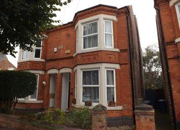 Thumbnail 4 bed semi-detached house for sale in Melbourne Road, West Bridgford, Nottingham, Nottinghamshire