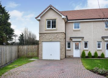 Thumbnail 3 bed semi-detached house for sale in Poynters Road, Broxburn