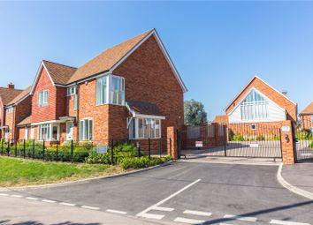 Thumbnail 4 bed link-detached house for sale in Blaxland Grange, Newington, Sittingbourne