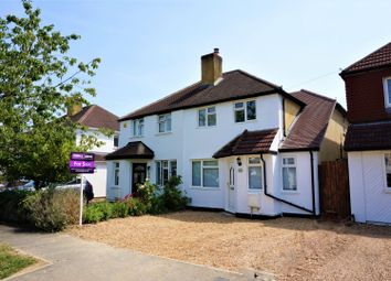 Thumbnail 3 bed semi-detached house for sale in Oakway, Woking
