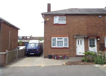Thumbnail 2 bed end terrace house for sale in Derwent Road, Luton, Bedfordshire