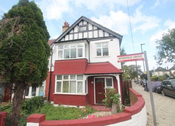 4 bed end terrace house for sale in Mount Ephraim Lane, London SW16