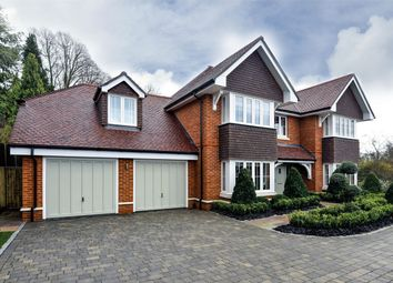 Thumbnail 5 bed detached house for sale in King William Court, Hartley Wintney, Hampshire