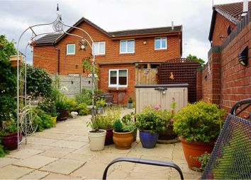 Thumbnail 2 bed semi-detached house for sale in Shenley Close, Doncaster